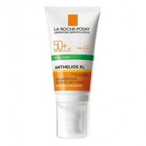 ครีมกันแดด ลา โรช โพเซย์ แอนเทลิโอสดรายทัช (La Roche-Posay Anthelios XL Dry Touch) สำหรับหน้าแพ้ง่าย