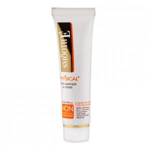 ครีมกันแดด สมูทอี (Smooth E Physical White Babyface UV Expert SPF 50+ PA+++) สะท้อน UV